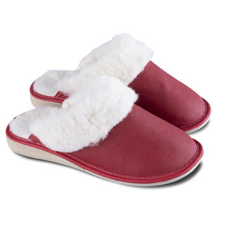 Dámske papuče pre širokú nohu