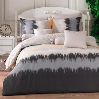 Bavlnené posteľné obliečky VIBE šedé, jednolôžko