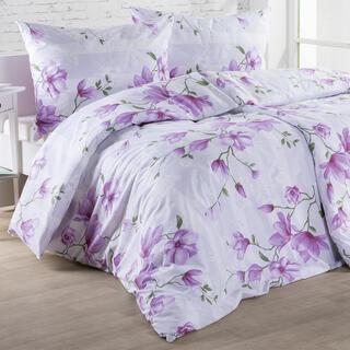 Bavlnené posteľné obliečky MAGDALENA fuchsiová