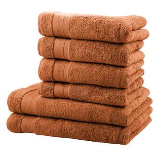 Sada froté uterákov a osušiek MEXICO škoricová 6 ks