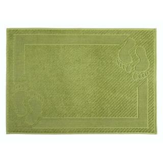 Predložka do kúpeľne froté MEXICO zelená 50 x 70 cm
