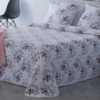 Prikrývka cez posteľ CARLOTA ružová