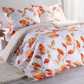 Bavlnené posteľné obliečky LORETTA