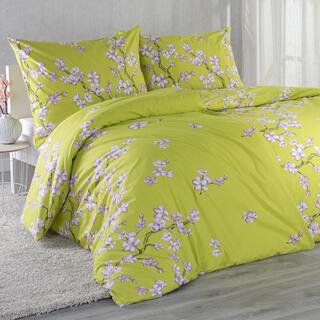 Bavlnené posteľné obliečky SAKURA