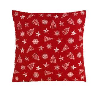 Obliečka na vankúš NADIELKA červená 40 x 40 cm