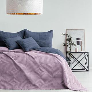 Prikrývka na posteľ SOFTA mauve