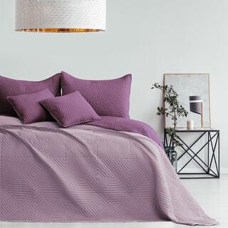 Prikrývka na posteľ SOFTA vínová