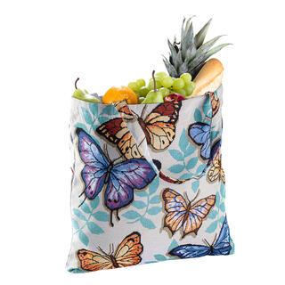 Textilná nákupná taška MOTÝLE