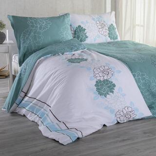 Krepová posteľné obliečky NICOLE