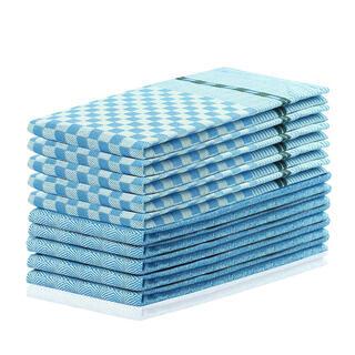 Sada kuchynských utierok LOUIE modré 10 ks