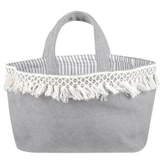 Nákupná taška so strapcami