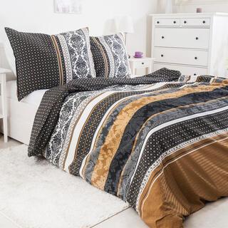 Krepové posteľné obliečky VINCENZA