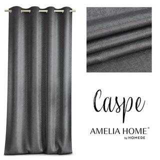 Záves BLACKOUT CASPE antracitový 140 x 250 cm