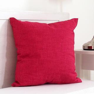 Dekoračný vankúšik BESSY 45 x 45 cm červená