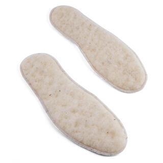 Vlnené vložky do topánok