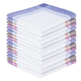 Bavlnené pánske vreckovky IVA 28 x 28 cm 12 ks