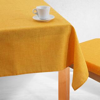 Jednofarebný obrus BESSY žltý