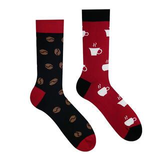 Veselé ponožky KÁVA