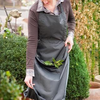 Záhradnícka zástera s úložným vakom