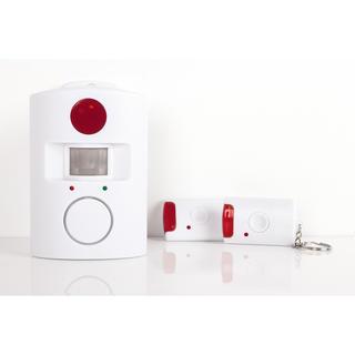 Bezdrôtový domáci alarm