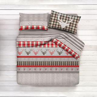 Bavlnené posteľné obliečky Cervo
