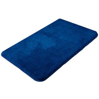 Kúpeľňová predložka Exclusive melír modrá
