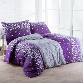 Bavlnené posteľné obliečky EMMA, predĺžená dĺžka
