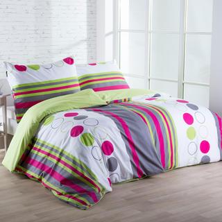 Bavlnené posteľné obliečky LUCY, predĺžená dĺžka