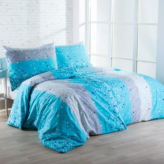 Bavlnené posteľné obliečky Amber, predĺžená dĺžka