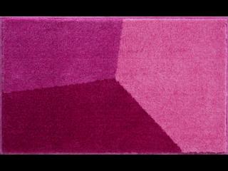 Kúpeľňová predložka SHI ružová
