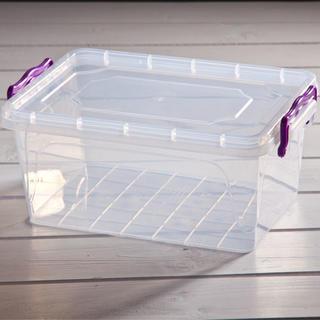 Plastový úložný box 8 l