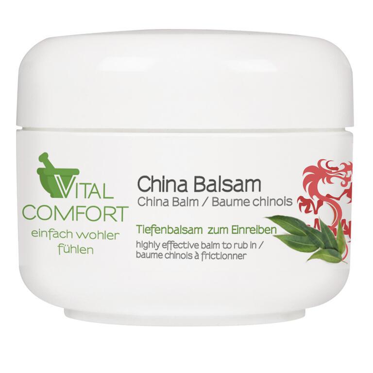 Čínsky balzam proti bolesti VITAL COMFORT 50 ml