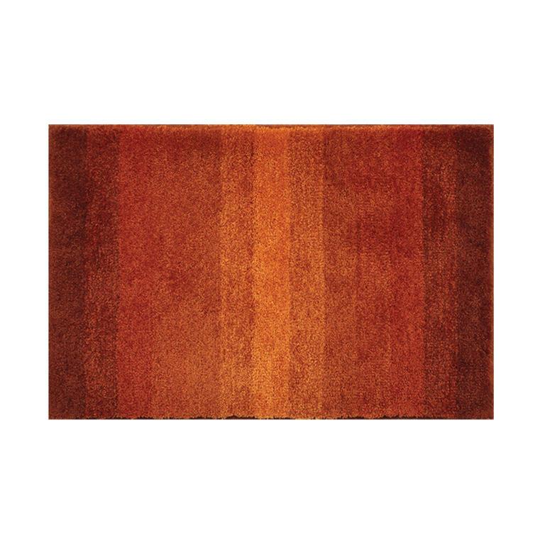 Kúpeľňová predložka RIALTO oranžová k vani