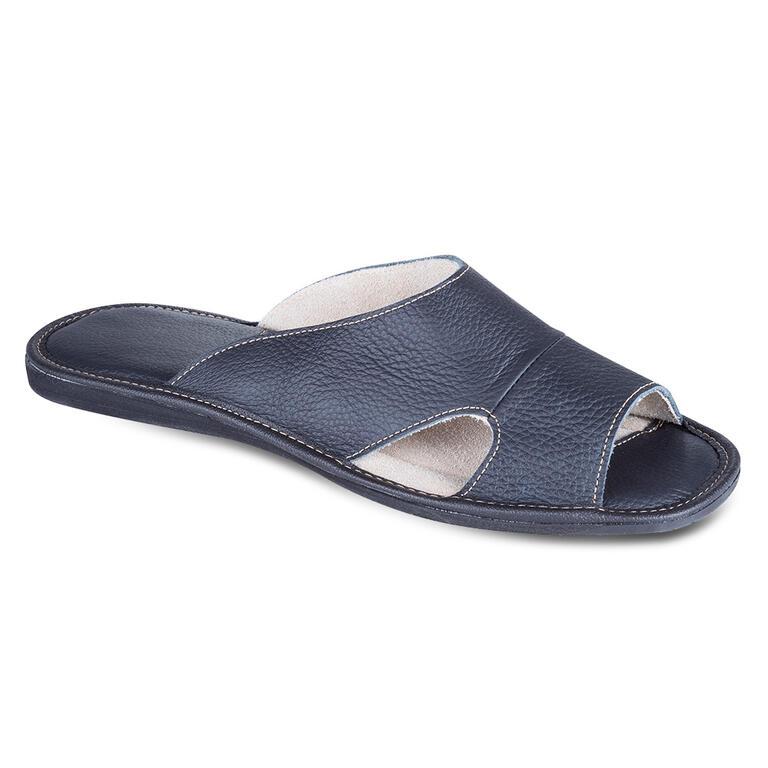 Klasické pánske papuče čierne veľ. 44
