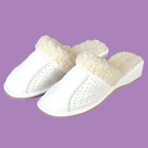 Dámske papuče na kline veľ. 37