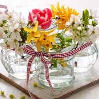 Rastúca maxi váza