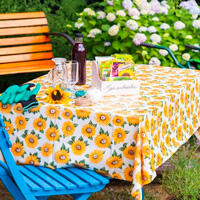 Obrus nielen na zahradný stôl