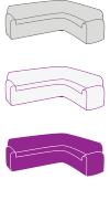 Rohová sedačka